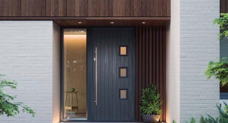 Doors in Whitley Bay