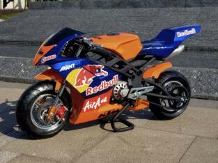 KTM Redbull – MINI MOTO POCKET BIKE 50cc 2 stroke