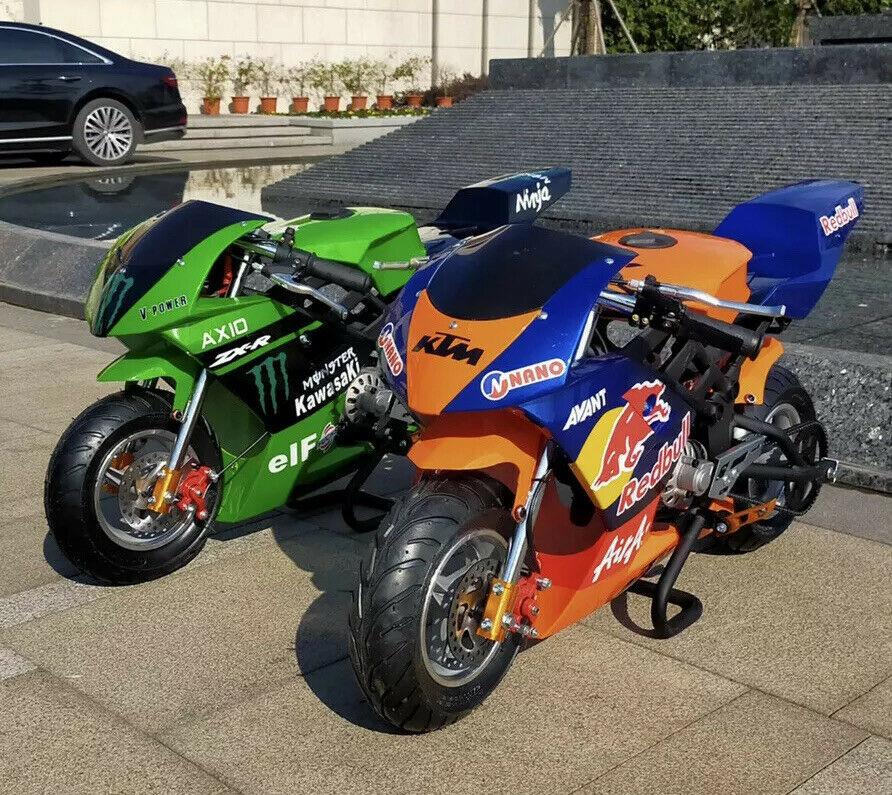 Scooter 50cc - FP Moto